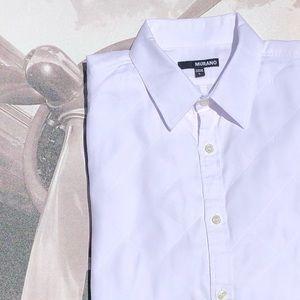 Murano Stitch Fitted Shirt